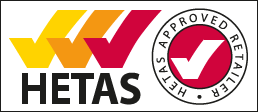 Embers Fireplaces is a Hetas Approved Retailer of fireplaces