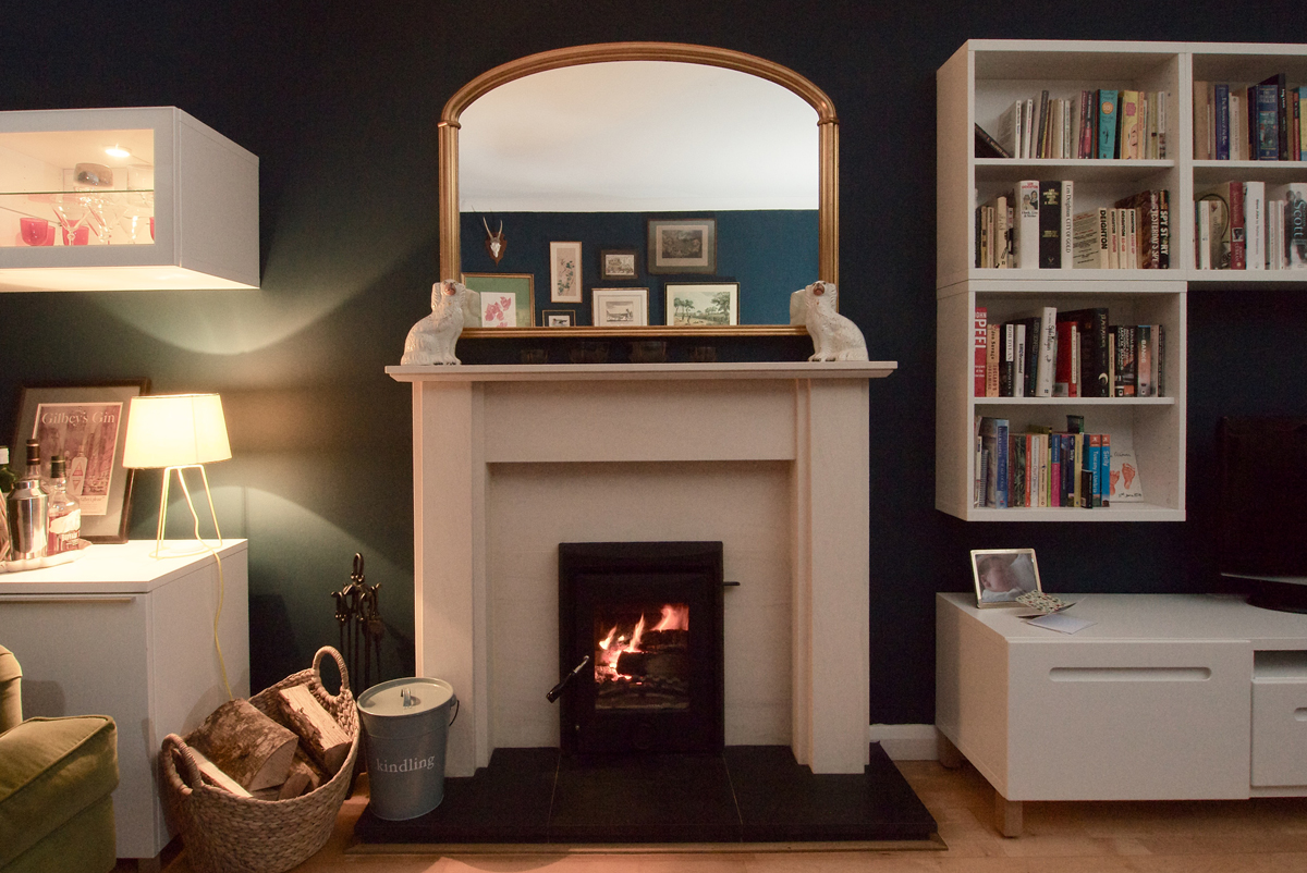 a standard fireplace conversion u2013 embers frimley green